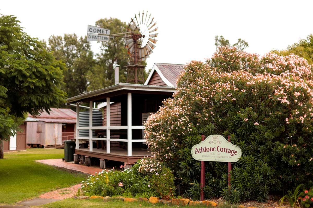 athlone cottage