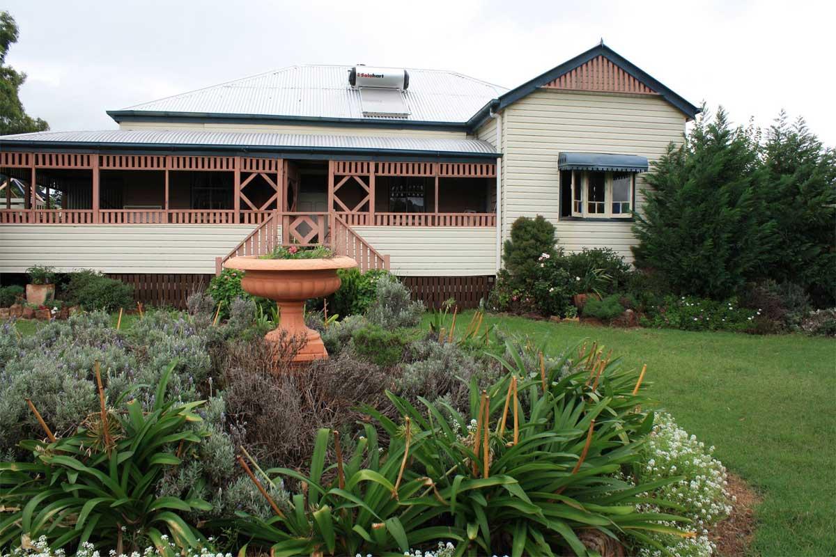 Rosebank Homestead & Farm Stay